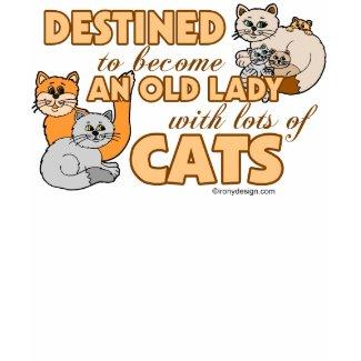 Lots Of Cats shirt