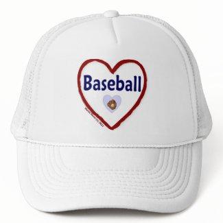 Love Baseball hat