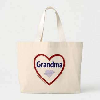 Love Being a Grandma Bags