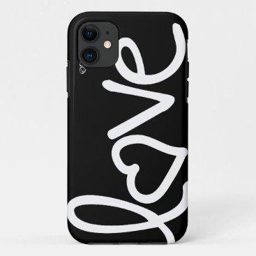 love iPhone 11 case