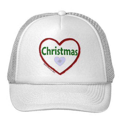 Love Christmas Hat