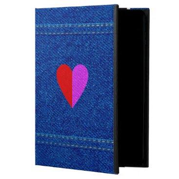 Love Denim iPad Air/Air2 Case