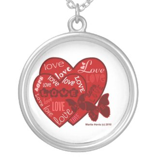 Love Hearts Necklace