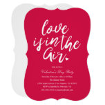 Love Is In The Air | Valentine's Day Party Invite