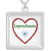 Love Leprechauns Necklace