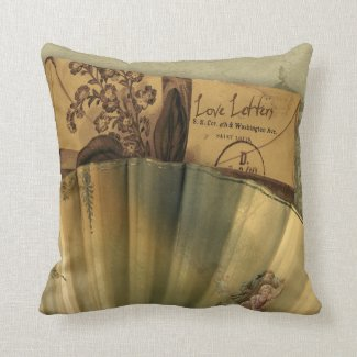Throw Pillows With Letters On Them : First Night Design Love is All You Need First Night Design