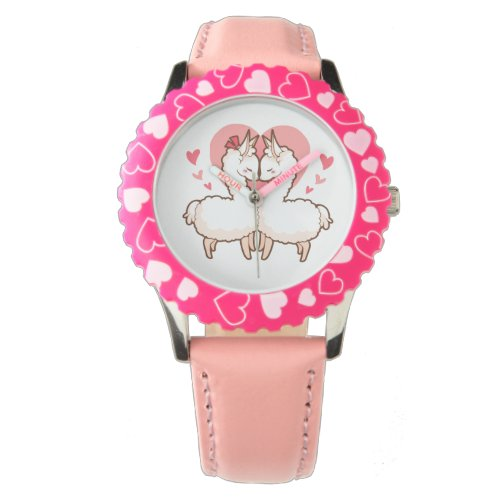 Love Llama Kids Watch