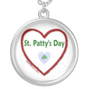 Love St. Patty's Day Custom Jewelry