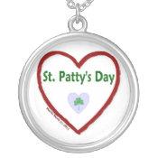 Love St. Patty's Day Custom Jewelry