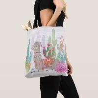 Lovely Llamas I Tote Bag