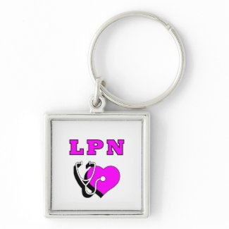 LPN Care keychain