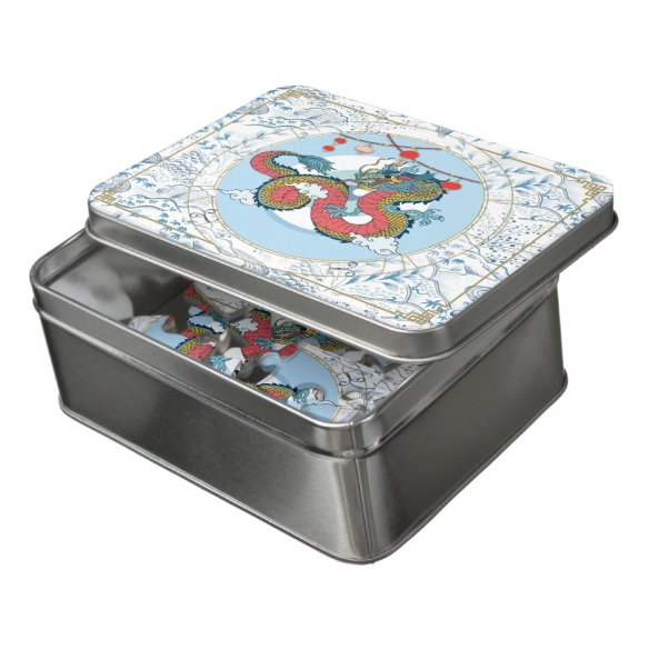 Lucky Dragon | Zodiac puzzle