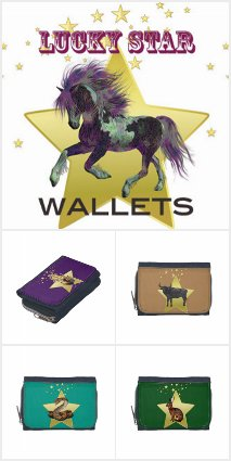 Lucky Star | wallets