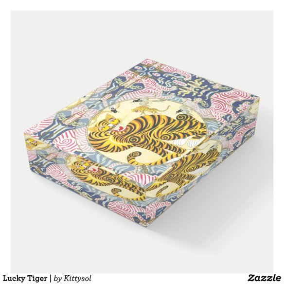 Lucky Tiger | Paperweight