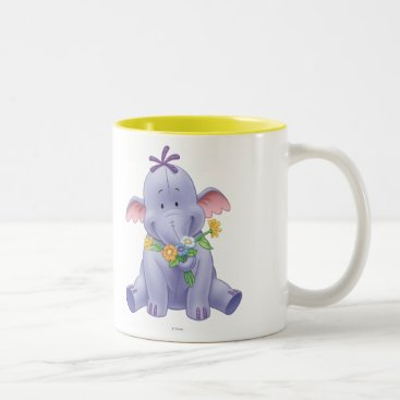 Lumpy 2 Two-Tone coffee mug