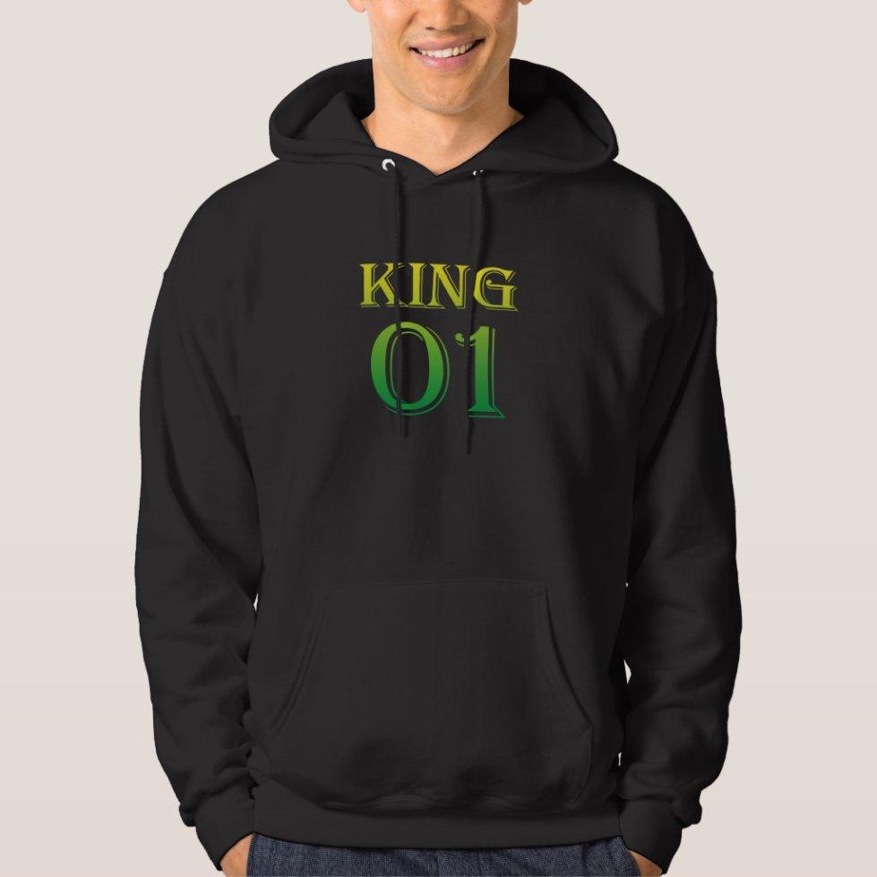 Luscious Lime King 01 Hoodie