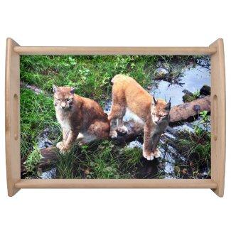 Lynx - Serving tray