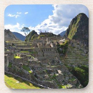 Machu Picchu, Peru Drink Coasters