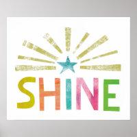 Magic Shine Poster