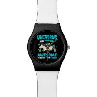 Magic Unicorn Wristwatch