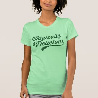 Magically Delicious Vintage Tee Shirts