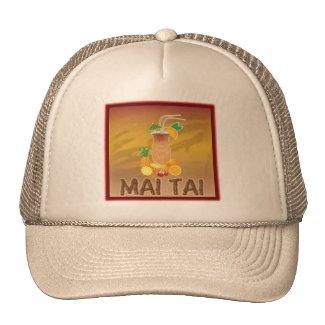 Mai Tai Cocktail Hat
