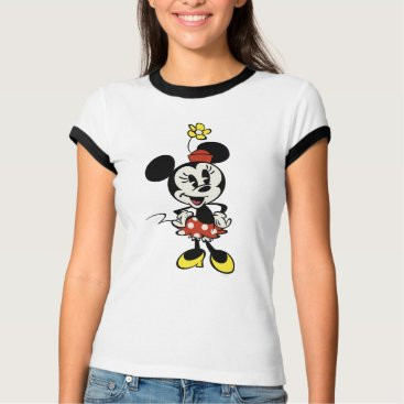 Main Mickey Shorts | Minnie Mouse T-Shirt