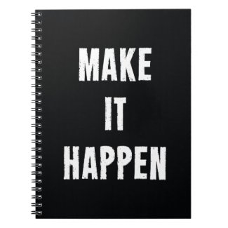 Make It Happen Motivational Quote
