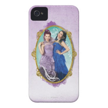 Mal and Evie iPhone 4 Case