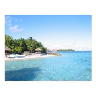 Maldives Postcards