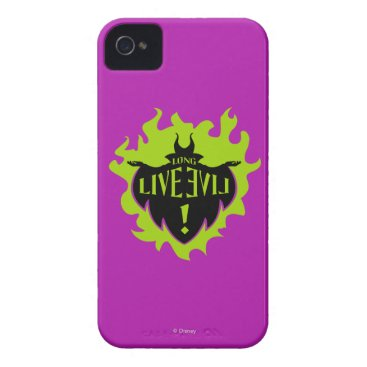 Maleficent - Long Live Evil iPhone 4 Cover