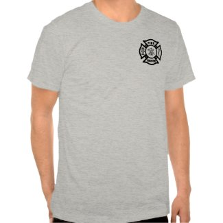 Maltese Firefighter T-Shirt shirt