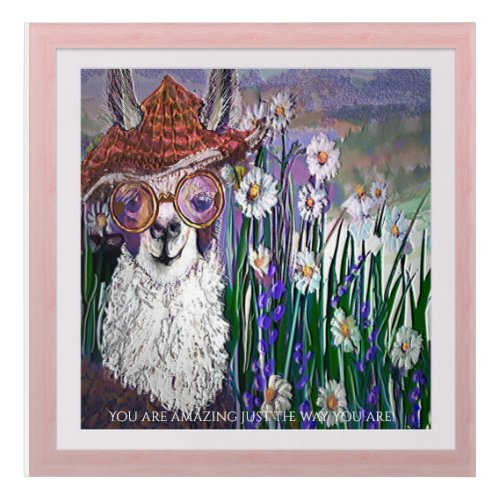 Mama Llama Fun Happy & Wise Living Life