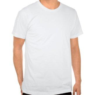 Mandala Yin Yang (white) zazzle_shirt