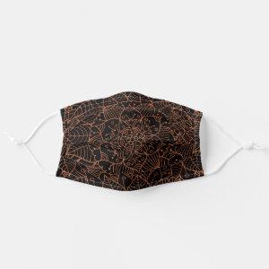 Mandela Flowers Design Cloth Face Mask