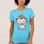 ❤️ Maneki Neko (Japanese Lucky Cat) Shirt