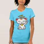 ❤️ Maneki Neko (Japanese Lucky Cat) Shirt