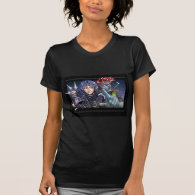 Manga Warriors Shirt