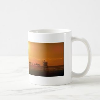 Man's Destiny Mugs