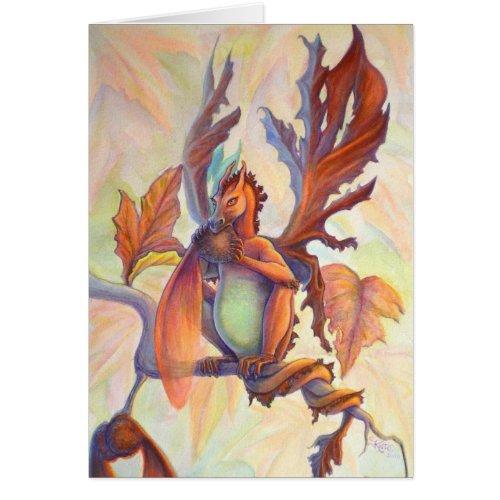 Maple leaf Fairy Dragon