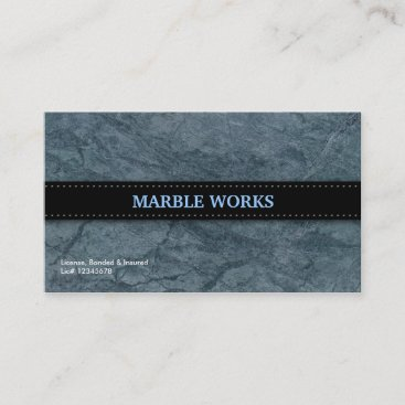 Marble Kitchen Remodeling Business cards