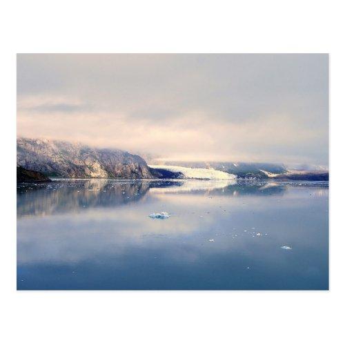 Margerie Glacier, Glacier Bay Alaska, Postcard