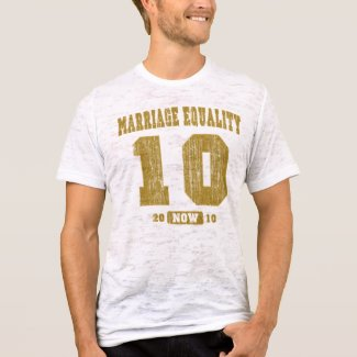 Marriage Equality Tee shirt