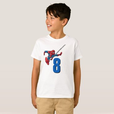 Marvel | Spiderman - Birthday T-Shirt
