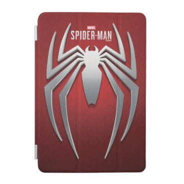 Marvel's Spider-Man | Metal Spider Emblem iPad Mini Cover