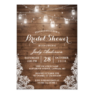 Wedding Invitation Rustic Look Winter Invitations To Inspire You Ideas