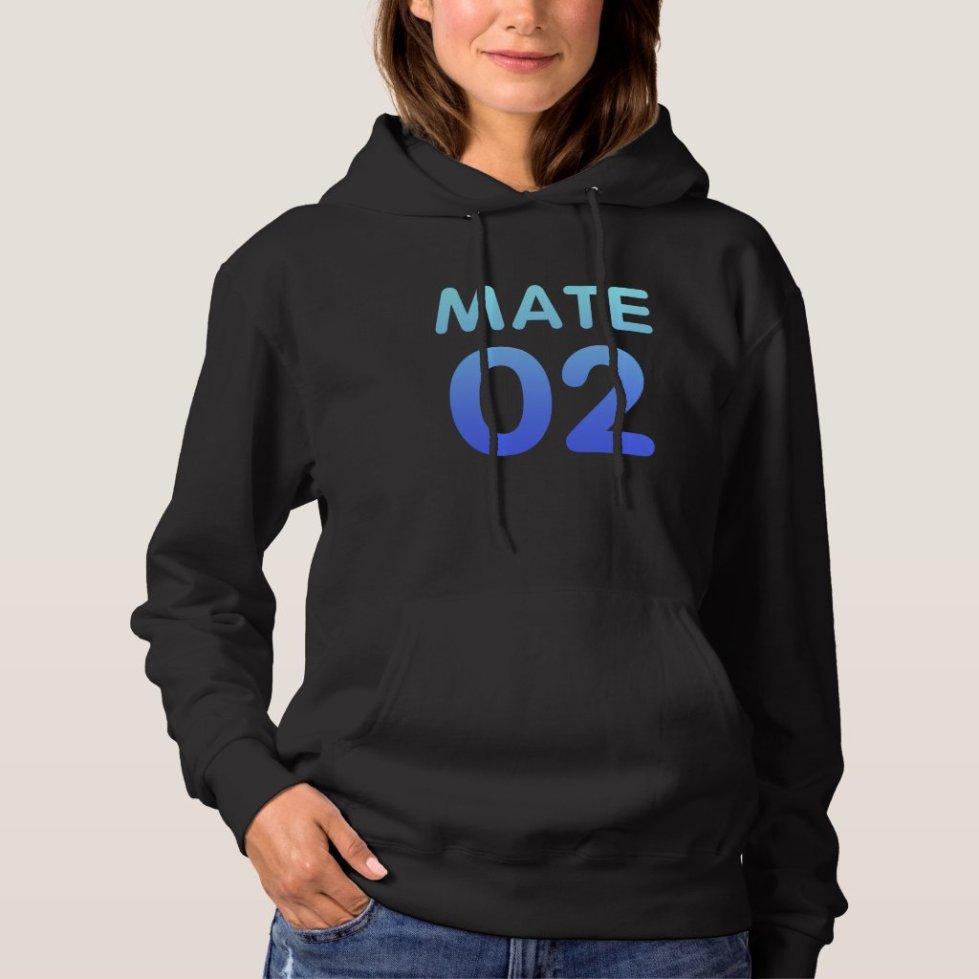 Mate 02 hoodie