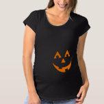 Maternity Pumpkin face shirt