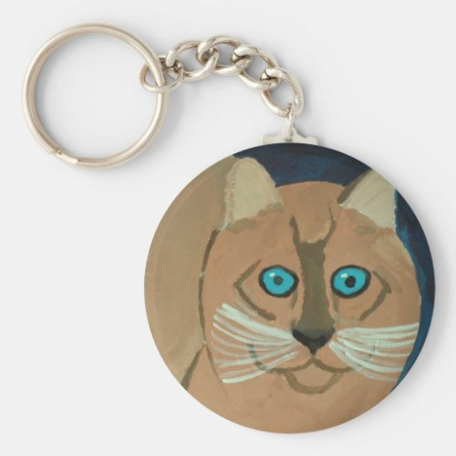 Maxx The Wonder Cat Key Chain