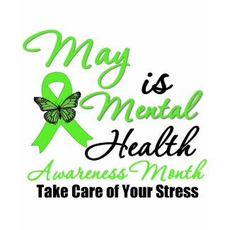 May is Mental Health Awareness Month shirt